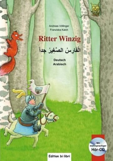 Buch Ritter Winzig