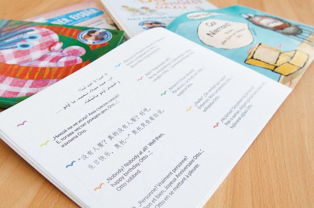 Der Bücherkoffer - Unsere Bücher